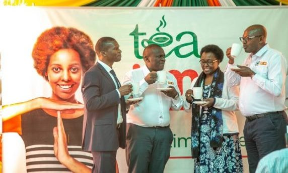 Naivas, Ketepa team up to increase tea consumption